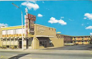 NIAGARA FALLS, Ontario, Canada, PU-1984; Canadian Inn Motel And Restaurant