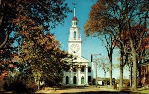 Maine Kennebunkport Congregational Church