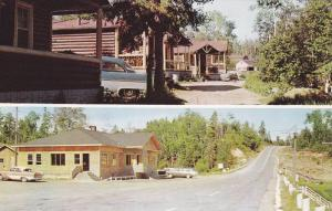 Dorval Lodge , VAL D'OR , Quebec , Canada , 50-60s