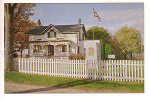 Bell Homestaed Branford,, Ontario, Philips Postcard