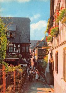 Germany Die Drosselgasse im Rudesheim am Rhein