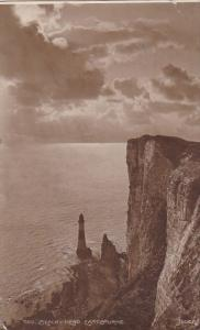 RP: Beachy Head LIGHTHOUSE , Eastbourne , England , PU-1915