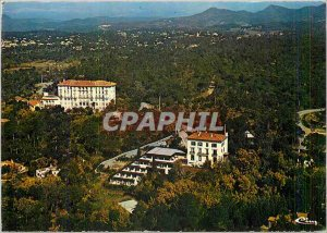 Modern Postcard Frejus Valescure Var Aerial view of the Union's holiday cente...