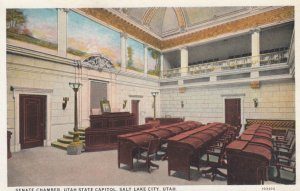 SALT LAKE CITY, Utah, 1900-10S; Senate Chamber, Utah State Capitol