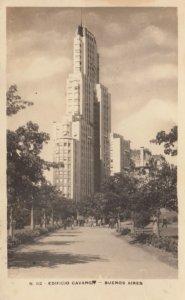 RP: BUENOS AIRES , Argentina , 1930s ; Edificio Cavang