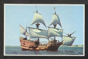 Mayflower II Postcard