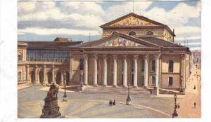 Kgl. Hof-Und Nationaltheater, Munchen (Bavaria), Germany, 1900-1910s