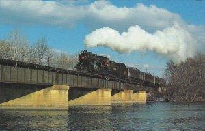 Blue Mountain & Reading Railroad Baldwin 4-6-2 Locomotive Number 425