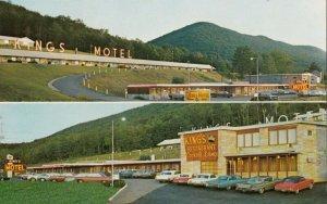WILLIAMSPORT , Pennsylvania , 1950-60s ; King's Motel , Restaurant