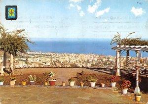 Panoramica desde Vista Bella Santa Cruz de Tenerife Spain Postal Used Unknown