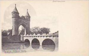 Connecticut Hartford Soldiers Memorial Arch Albertype