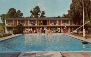 NY - Greenville. Baumann's Brookside Motel