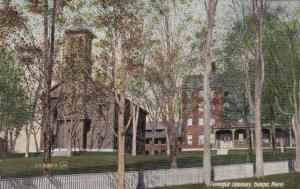 BANGOR, Maine, 1900-1910's; Theological Seminary