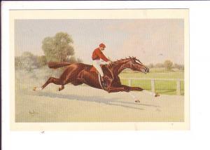 Henry Stull, Hanover, Race Horse