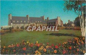 Postcard Modern Manor Saguenay Arvida Province of Quebec Canada