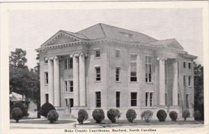 North Carolina Raeford Hoke County Court House