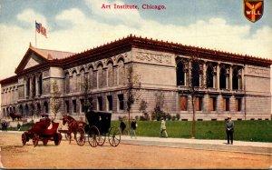 Illinois Chicago Art Institute