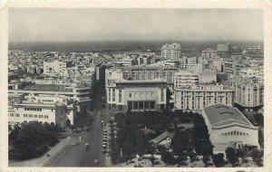 Africa Morocco Casablanca cityview