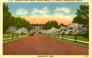TN - Johnson City. U S Veterans' Administration Hospital