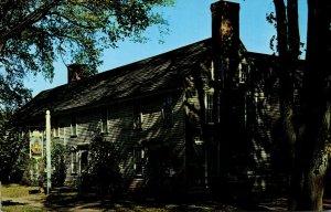 Massachusetts Old Deerfield Historic Hall Tavern