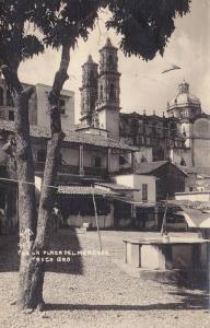 RP, Por La Plaza Del Mercado, Taxco Gro., Mexico, 1930-1950s