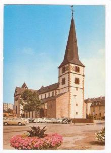MERZIG, Saarland, Germany 40-50s St Peter