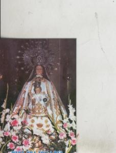 Postal 010330: Virgen Ntra Sra de la paz de Mazuecos (Guadalajara)