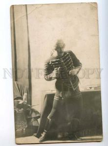 243336 Queen of Spades OPERA singer STAGE Vintage PHOTO PC