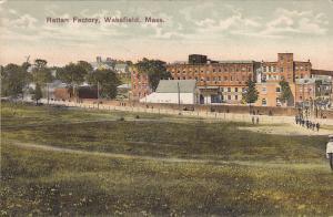WAKEFIELD, Massachusetts, PU-1911; Rattan Factory
