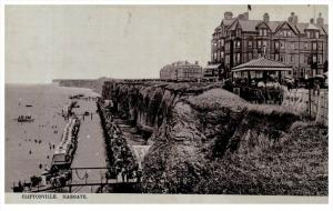 England Margate 1915 Cliftonville,  The High Cliff hotel