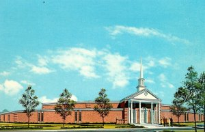 Arkansas Springdale Robinson Avenue Church Of Christ