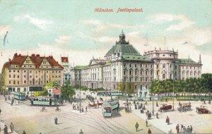 Germany - München Justizpalast 03.38