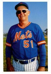 Vern Hoscheit, New York Mets