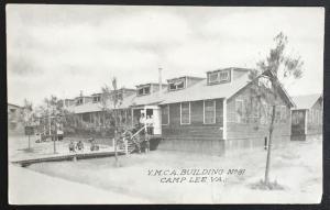 YMCA Building No 81 Camp Lee VA Thompson Illustragraph Co