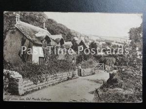 c1908 - Lee, Old Maids Cottage, nr Ilfracombe