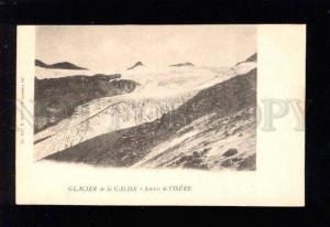 032263 CHAMONIX Mountaineering GALISE Glacier Old PC