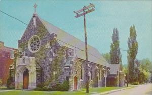 New York Silver Creek Our Lady Of Mount Carmel Church