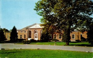 Indiana Hanover Lynn Hall Physical Education Building For Men Hanover College