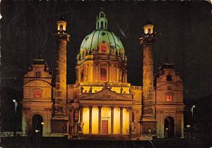Wien, Vienna Austria St Chrles Church Wien, Vienna St Chrles Church