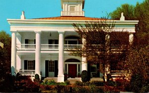 Mississippi Natchez D'Evereux Home Of The T B Buckles Family
