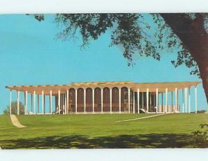Unused Pre-1980 BUILDING AT ORAL ROBERTS UNIVERSITY Tulsa Oklahoma OK L6974