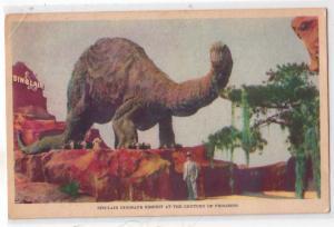 Sinclair Dinosaur Exhibit - 1933 Worlds Fair