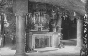 Israel Bethleem Milkgrotto Milk Grotto Cave, Altar, Bethlehem