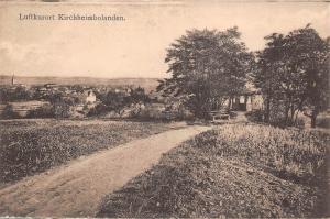 BR42333 Luftkurort Kirchheimboladen germany