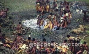 Fiji, Fijian Fijian Firewalkers, Fire Walking Ceremony  Fijian Firewalkers, F...
