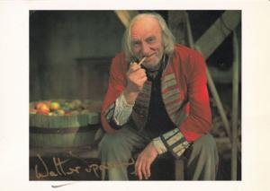 Walter Sparrow Robin Hood Only Fools & Horses Rare Hand Signed Photo