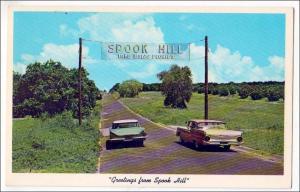 Spook Hill, Lake Wales FL