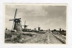 RP  Hollandse Molen, Netherlands, 1940s #4