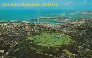 Hawaii Honolulu National mamorial Cemetery Of The Pacific