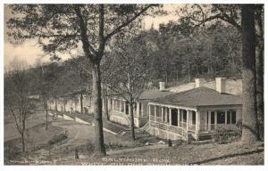 West Virginia  White Sulphur Springs ,  Baltimore Row